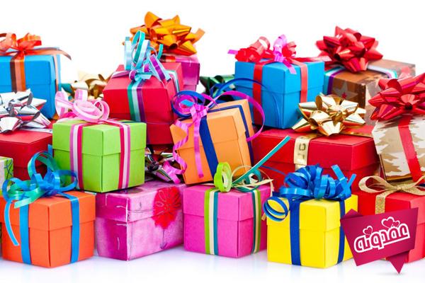 هدایای مناسب برای بانوان
