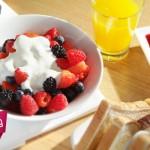 میزان کالری موجود در مواد غذایی مصرفی صبحانه