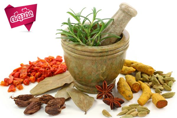 گیاهان مؤثر در درمان مشکلات گوارشی و کبدی