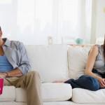 آنچه مردان می گویند تا از گفتگو با زنان شانه خالی کنند