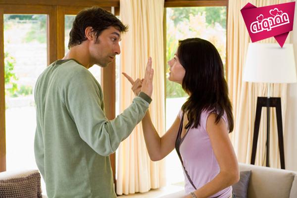 پنج نباید در ارتباط با شوهران