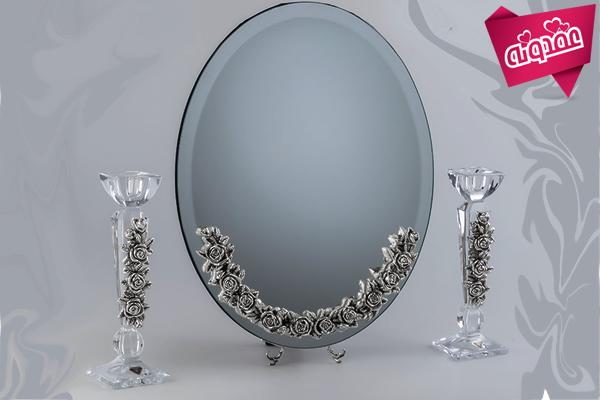 راهنمای انتخاب آینه و شمعدان