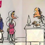در دادگاه خانواده (داستان طنز)