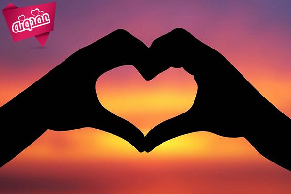 عشق بالاترین انگیزه برای ایجاد سازندگی