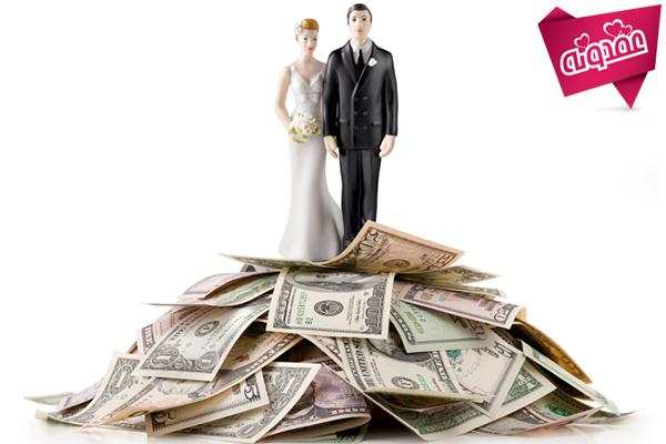 هزینه مراسم عروسی خود را کاهش دهید