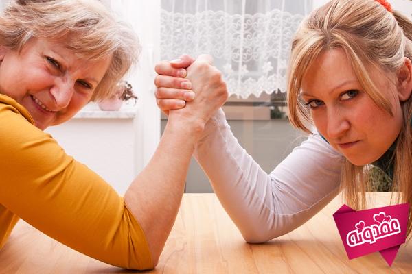 راه های کنار آمدن با مادرشوهر ناراضی