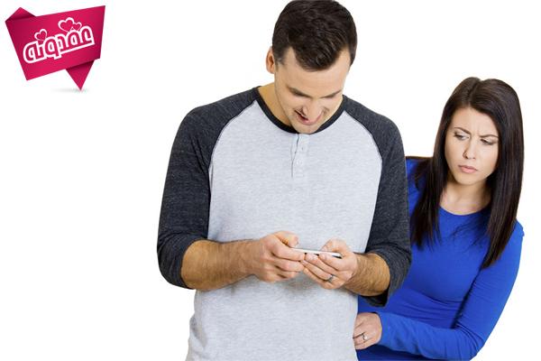 10 توصیه مهم به زنانی که به شوهرانشان شک دارند