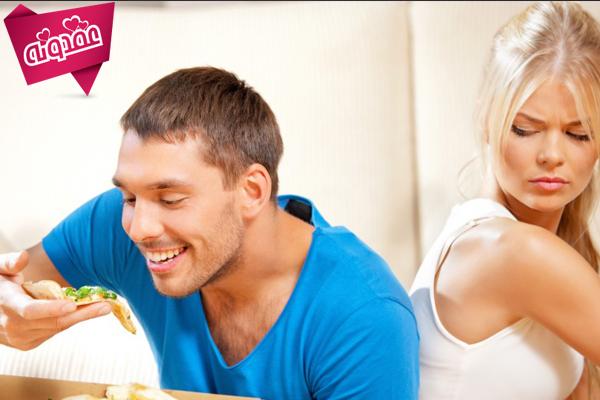 چطور با عادت های بد شوهرمان کنار بیاییم