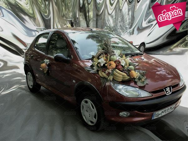 جالب ترین ماشین عروس های ایران