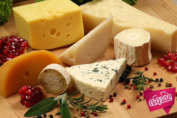 نگهداری از پنیر