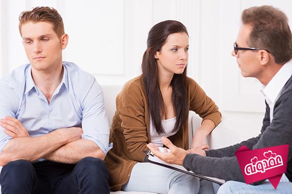 عمل همسرتان را قضاوت کنید نه خود او را