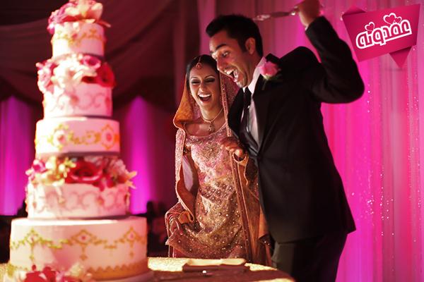 خرافات در مراسم عروسی