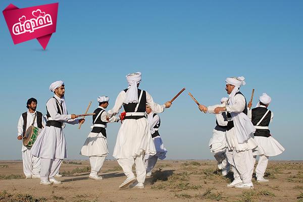 مراسم عروسی در سیستان