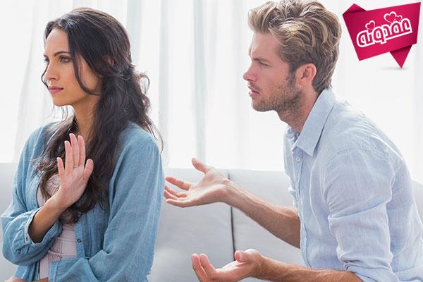 3 راهکار برای کاهشدعواهای زناشویی