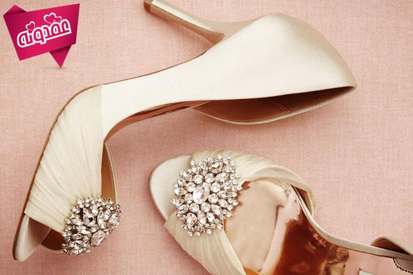 نکاتی برای انتخاب کفش عروسی یا نامزدی
