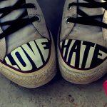 وقتی عشق و نفرت با هم پیش می آید !؟!